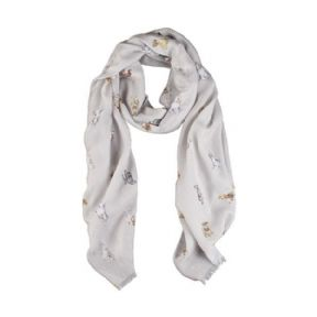Wrendale Dog Scarf (Grey)